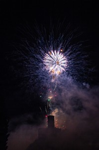 2018 - Feux artifices -  Martigny (1429)