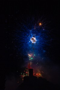 2018 - Feux artifices -  Martigny (1515)