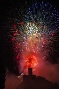 2018 - Feux artifices -  Martigny (1562)