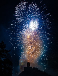 2018 - Feux artifices -  Martigny (1752)